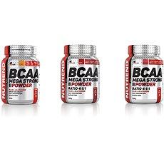 Nutrend BCAA Mega Strong Powder, 500 g - Aminokyseliny