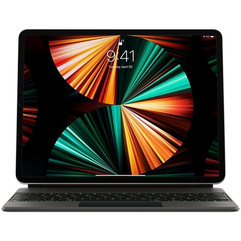 """Apple Magic Keyboard iPad Pro 12.9"""" 2021 černá - CZ - Klávesnice"""
