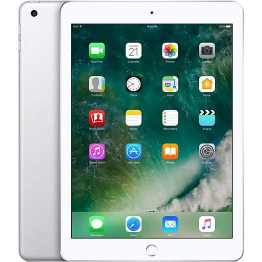 iPad 32GB WiFi Stříbrný 2017 - Tablet
