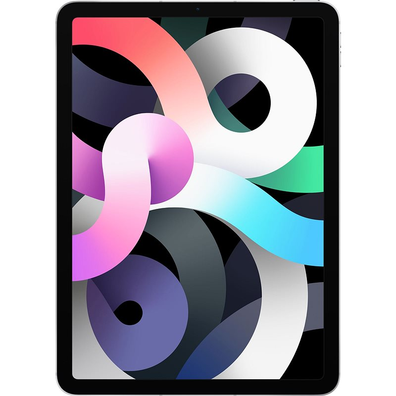 iPad Air 64GB Cellular Stříbrný 2020 - Tablet