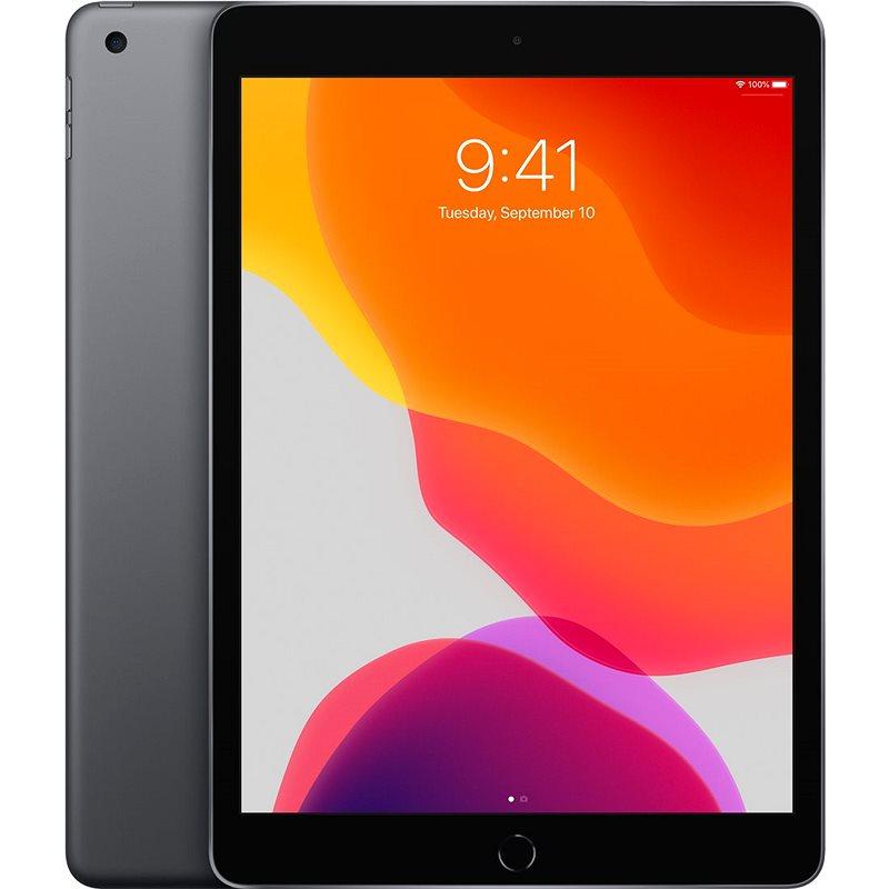 iPad 10.2 32GB WiFi Vesmírně Šedý 2019 - Tablet