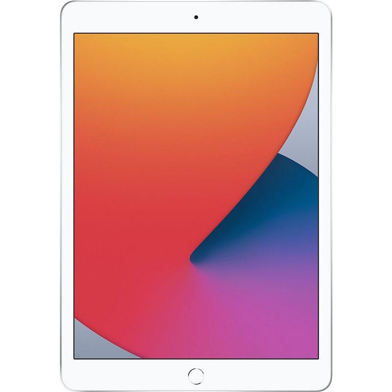 iPad 10.2 32GB WiFi Stříbrný 2020 - Tablet