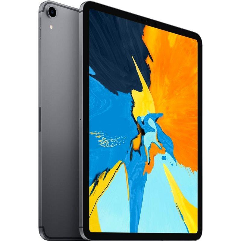 """iPad Pro 11"""" 64GB Vesmírně šedý 2018 - Tablet"""