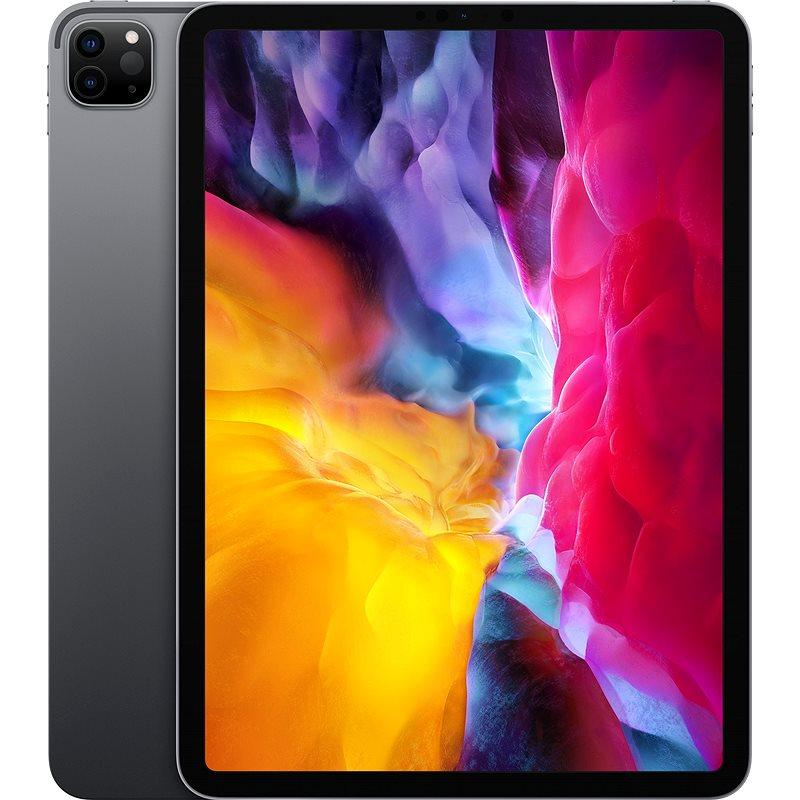 """iPad Pro 11"""" 128GB Vesmírně šedý 2020 - Tablet"""
