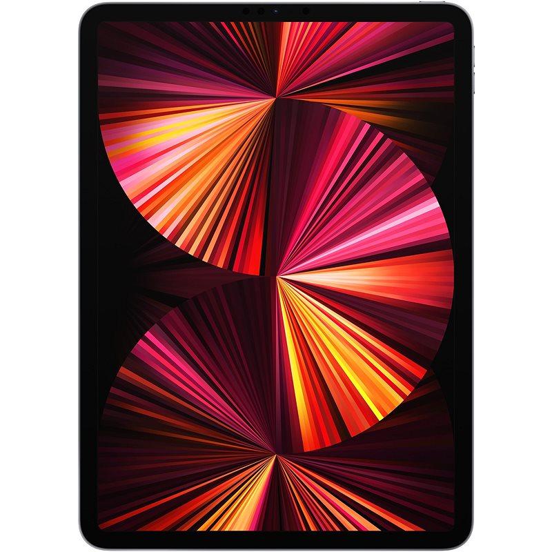 """iPad Pro 11"""" 256GB M1 Vesmírně šedý 2021 - Tablet"""