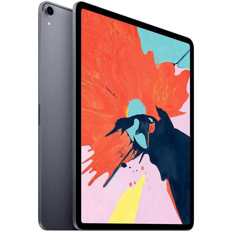"""iPad Pro 12.9"""" 1TB 2018 Cellular Vesmírně šedý - Tablet"""