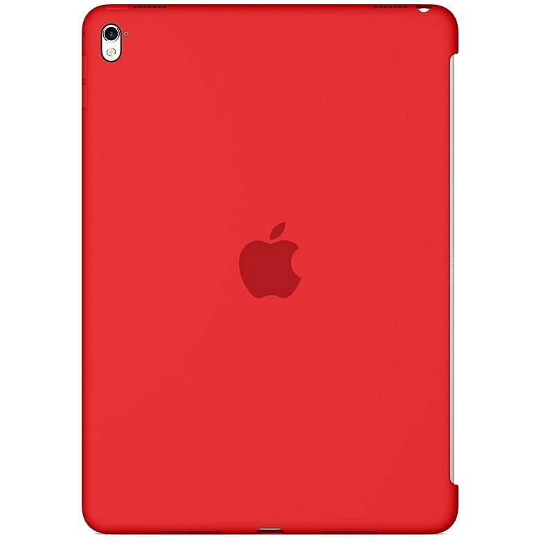 """Silicone Case iPad Pro 9.7"""" Red - Ochranné pouzdro"""
