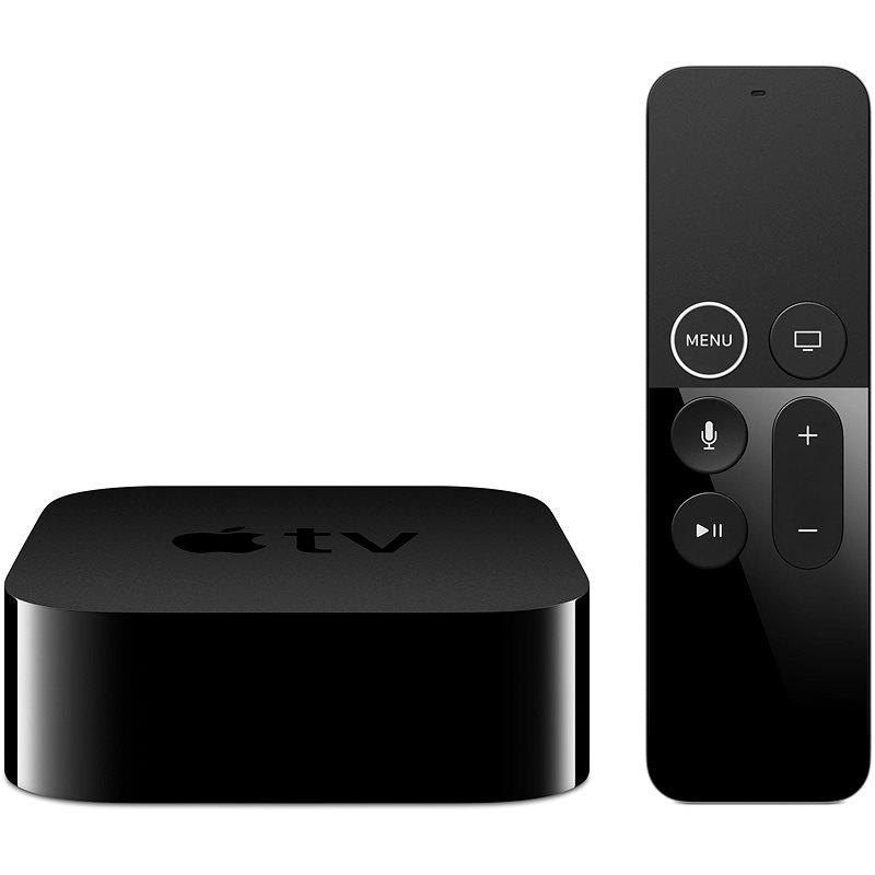 Apple TV 4K 64GB - Multimediální centrum