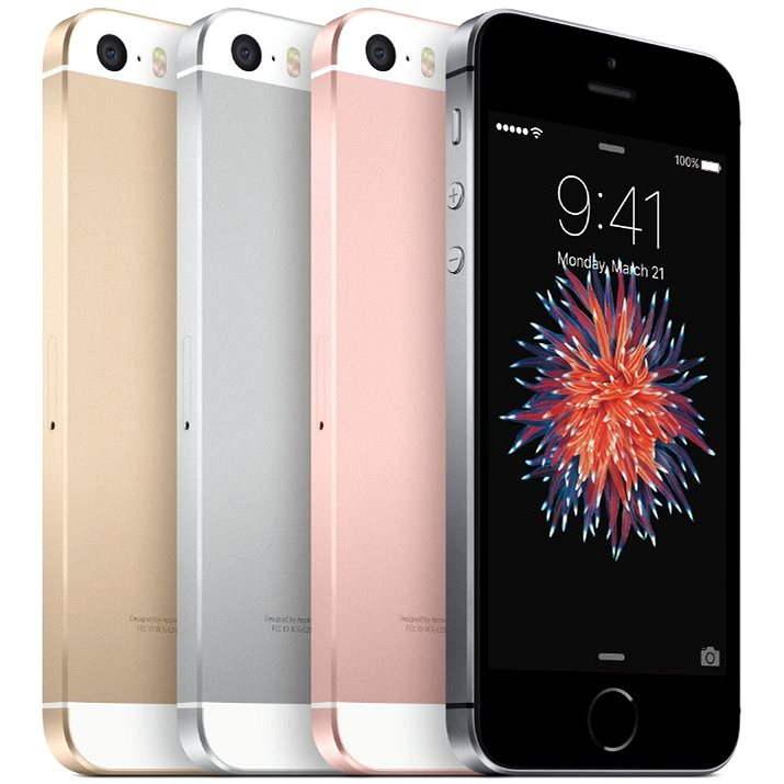 iPhone SE - Mobilní telefon
