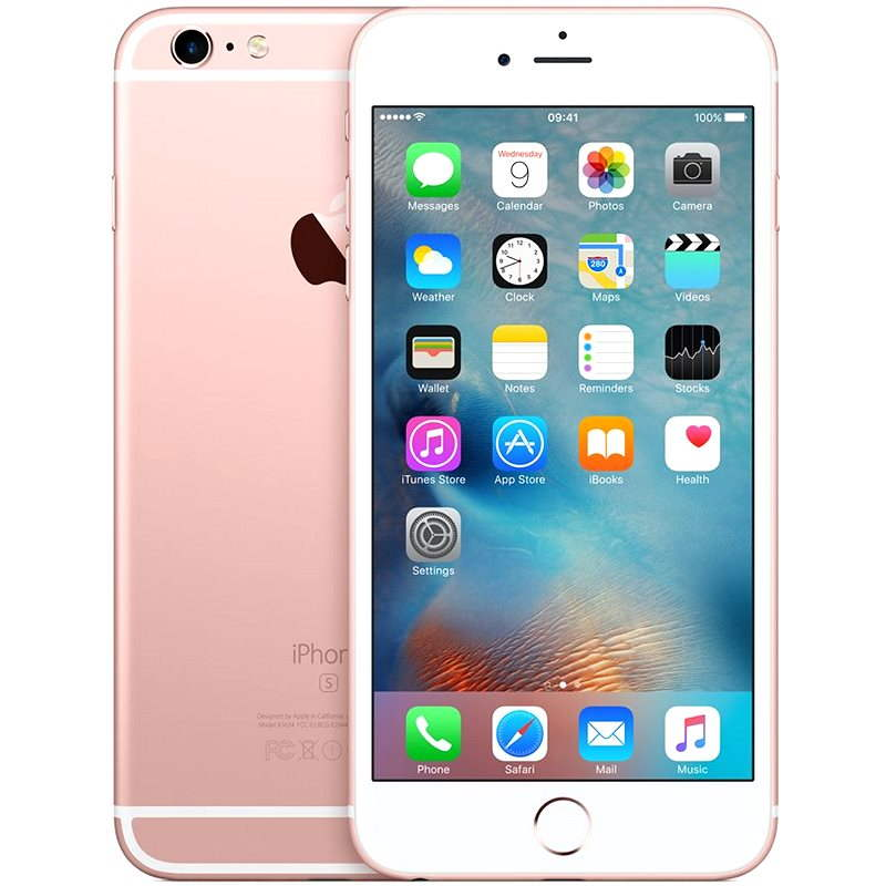 iPhone 6s Plus 128GB Rose Gold - Mobilní telefon