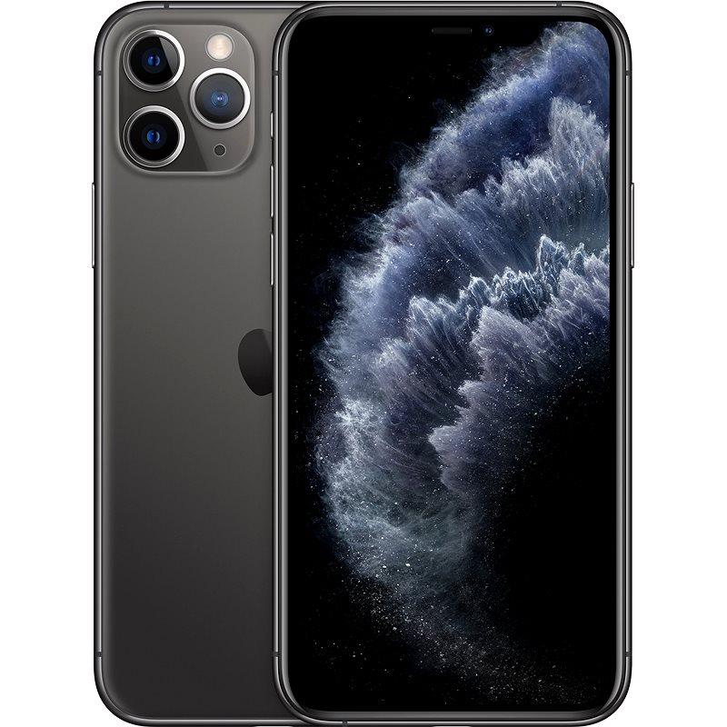 iPhone 11 Pro 256GB vesmírně šedá - Mobilní telefon