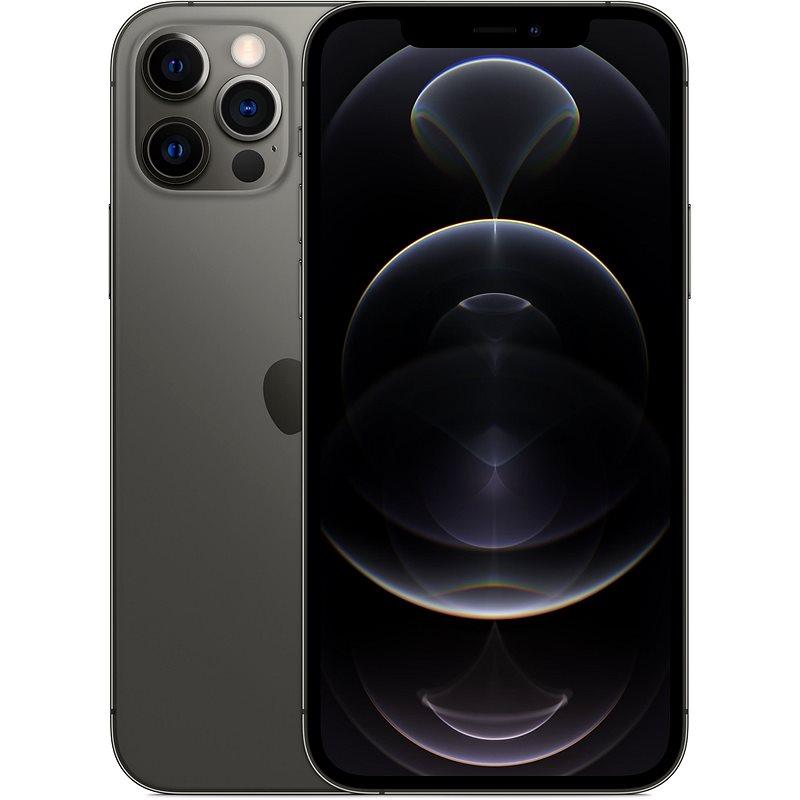 iPhone 12 Pro 128GB grafitově šedá - Mobilní telefon