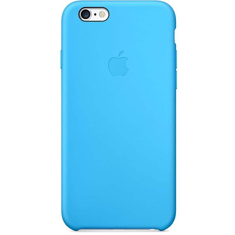 Apple iPhone 6 Plus kryt modrý - Ochranný kryt