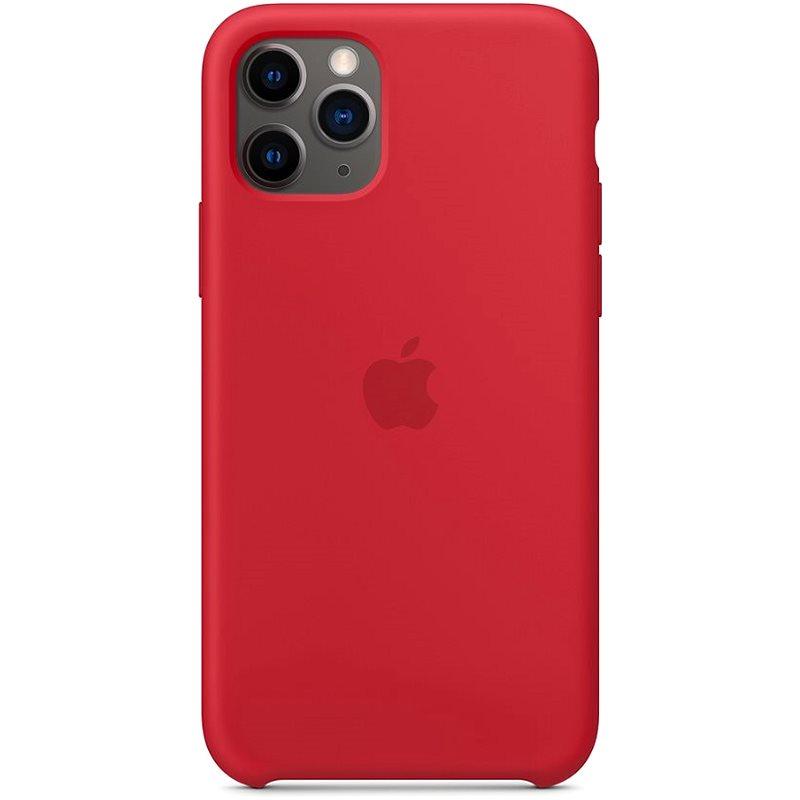 Apple iPhone 11 Pro Silikonový kryt (PRODUCT) RED - Kryt na mobil