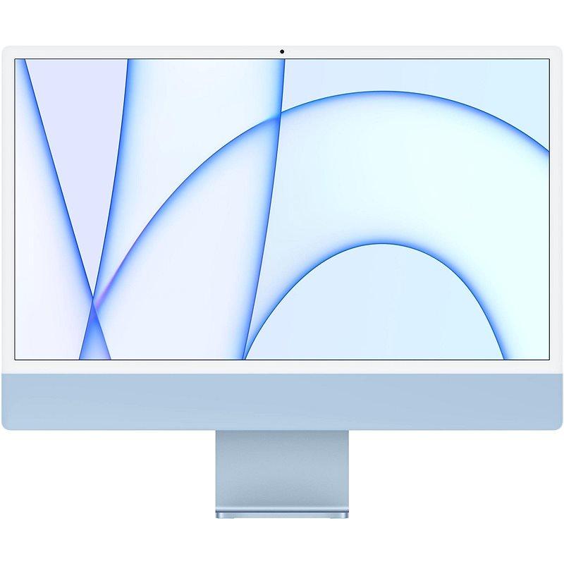 "iMac 24"" M1 CZ Modrý - All In One PC"