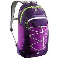 d3bd464299 Salomon Evasion 25 Urban Chic Pink Mist - Sportovní batoh