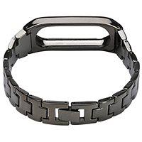 SXT Mi Band 2 kovový náramek černý 0eca904fbe9