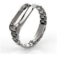 SXT Mi Band 2 kovový náramek stříbrný 4af472ee74d