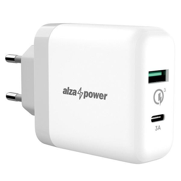 b228dabe6 AlzaPower Q200C Quick Charge 3.0 White - Nabíječka | Alza.cz