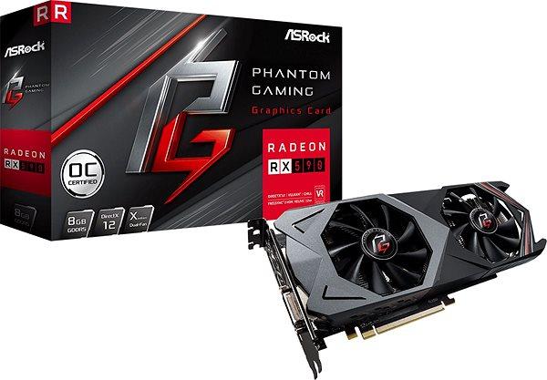 0a2ac7c71 ASROCK Radeon RX 590 Phantom Gaming X 8G OC - Grafická karta | Alza.cz