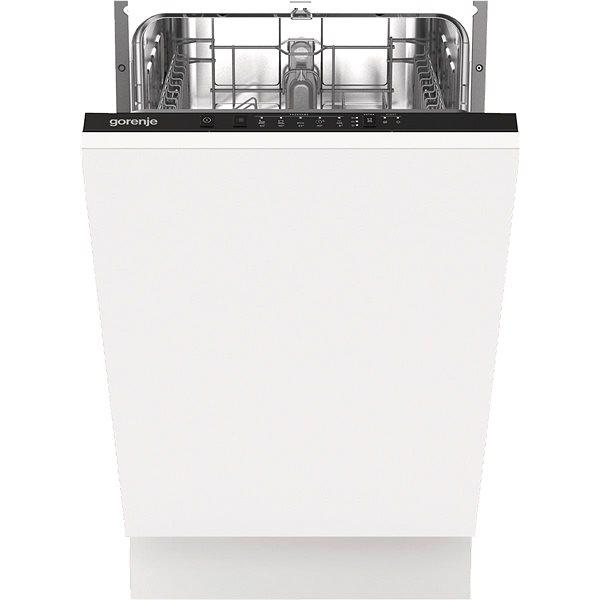 Vstavaná umývačka úzka GORENJE GV52040  plně…