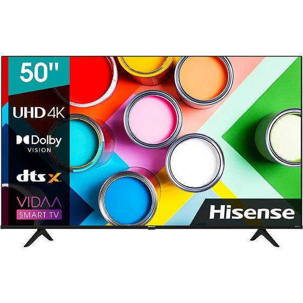 """Hisense 43A6G SMART LED televízió 43"""""""