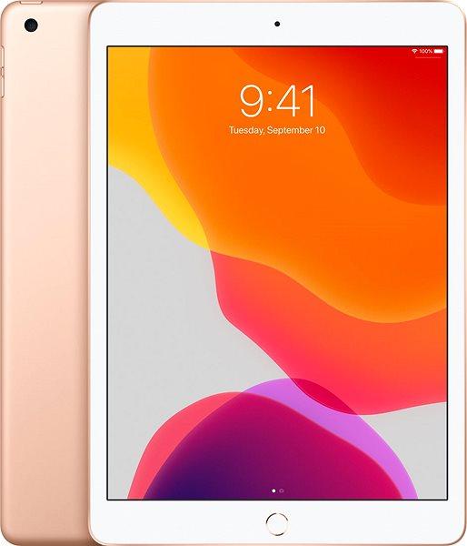 iPad 10.2 128GB WiFi Zlatý 2019 - Tablet