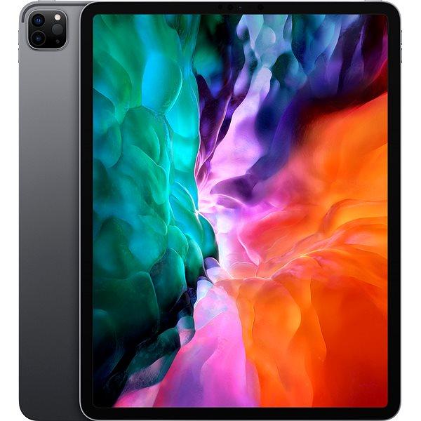 """iPad Pro 12.9"""" 256GB 2020 Vesmírně šedý - Tablet"""