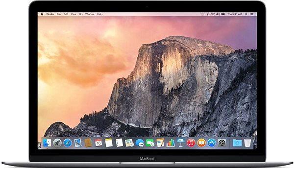 MacBook 12 Vesmírně šedý 2017