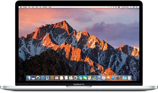 MacBook Pro 13 Retina Stříbrný 2017