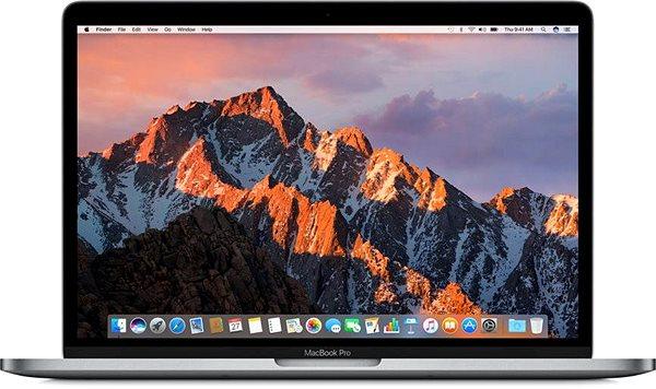 MacBook 13 Retina CZ 2017 s Touch Barem Vesmírně šedý