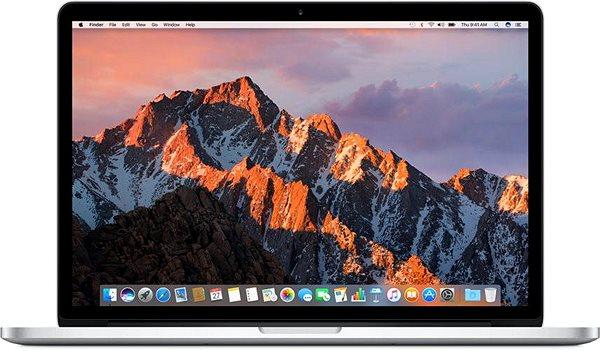 MacBook 13 Retina CZ 2017 s Touch Barem Střbrný