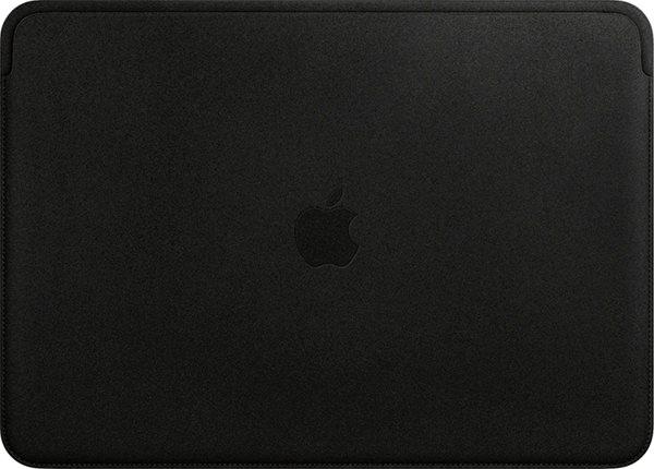 "Apple Leather Sleeve MacBook Pro 15"" Black - Pouzdro na notebook"