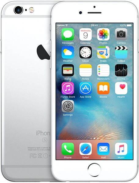 iPhone 6s 32GB Silver - Mobilní telefon