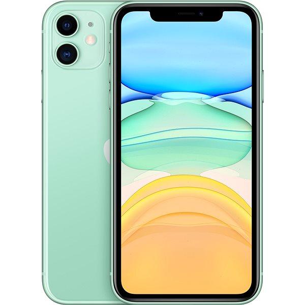 iPhone 11 128GB zelená - Mobilní telefon