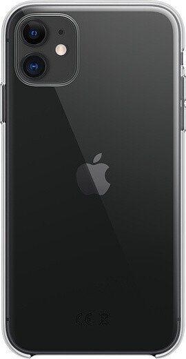 Apple iPhone 11 Průhledný kryt - Kryt na mobil