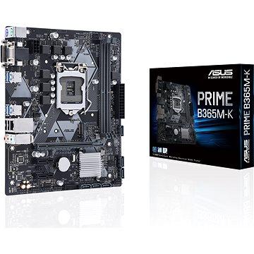 ASUS PRIME B365M-K - Základní deska