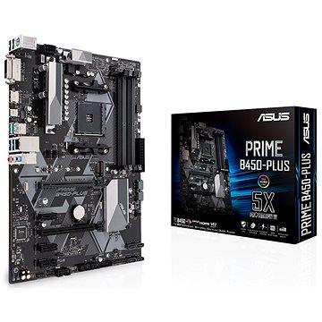 ASUS PRIME B450-PLUS - Základní deska