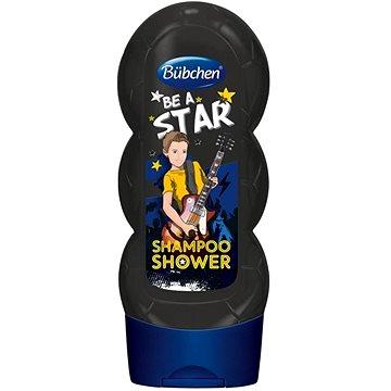 Bübchen Kids šampon a sprchový gel - Hvězda 230ml - Dětský šampon