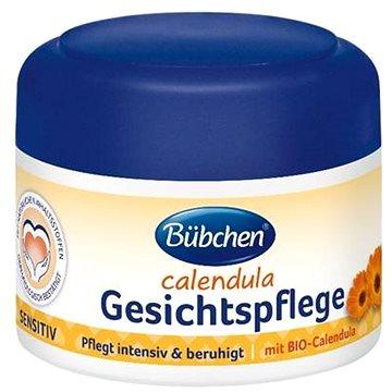 Bübchen Měsíčkový pleťový krém 75ml - Dětský krém na obličej
