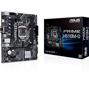 ASUS PRIME H510M-D - Základní deska