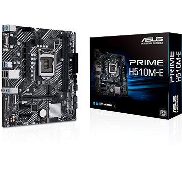 ASUS PRIME H510M-E - Základní deska