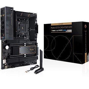 ASUS ProArt X570-CREATOR WIFI - Základní deska