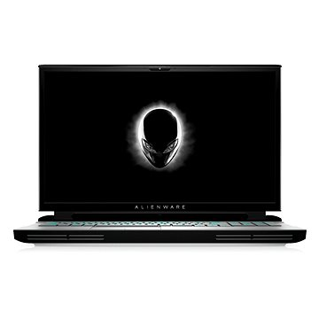Dell Alienware Area-51m R2 Silver - Herní notebook
