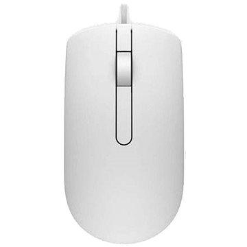 Dell MS 116 bílá - Myš