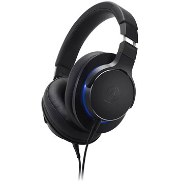 Audio-Technica ATH-MSR7bBK - Sluchátka