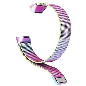 Eternico Fitbit Charge 3 / 4 Steel Vícebarevný (Large) - Řemínek