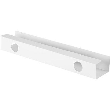 AlzaErgo CMT110 bílý - Organizér kabelů