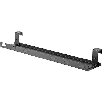 AlzaErgo CMT120 černý - Organizér kabelů