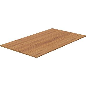 AlzaErgo TTE-01 140x80cm bambusová - Stolová deska